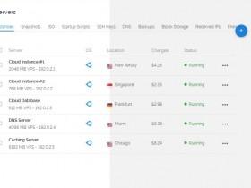 Vultr 新增$3.5/月的vps服务器,性价比不错,已经接入微信支付