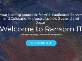 澳大利亚VPS主机商Ransom IT 新增新加坡节点,季付$21起