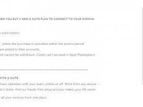 NameCheap首次购买Gsuite送$25余额详细教程