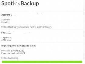 Spotify更换账号之后怎么迁移播放列表