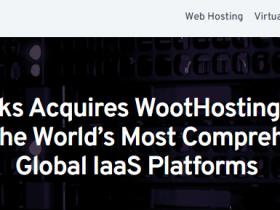 AlphaRacks 正式收购NFPHosting 和 WootHosting
