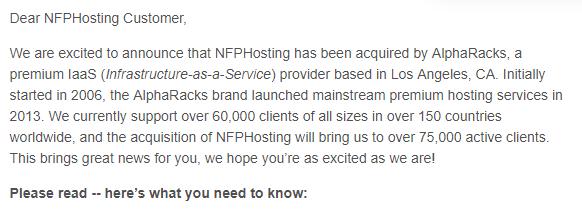 NFPHosting