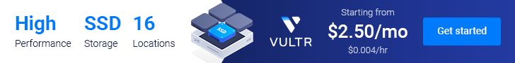 Vultr 3.5美元套餐购买流程及评测